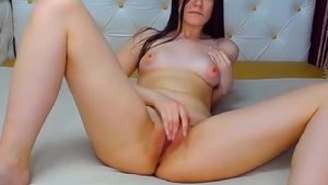 Preview Hot Girl Is Fingering Her Pussy