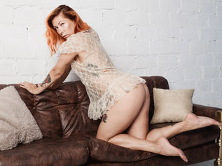 LiluFireburn LiveJasmin-Ginger lady here for