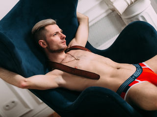PatrickTate Jasmin Live-I am an athletic,