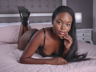 HannaBarnett Ebony Webcams Pic