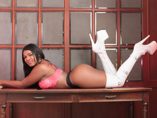 At LiveJasmin People Call Me Ebonybigveryhot And I Have Black Hair