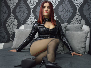 JuliaTheMiss Jasmin Live- I am  a strong