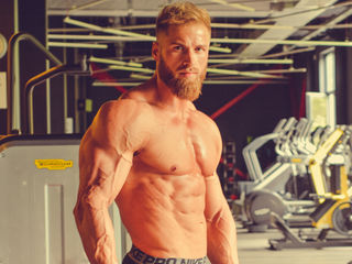 KaneGriffin Jasmin Live-muscular guy ,