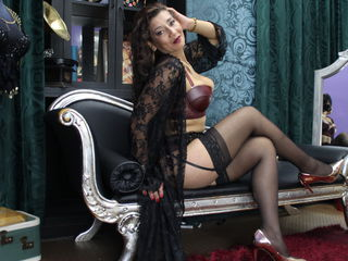 KariineSwitch Masturbate live-Switch Milf with