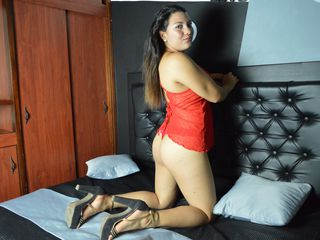 Webcam model HannaDegreen from Web Night Cam