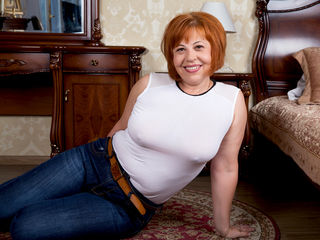 Wiselady Masturbate live-Hot lady with