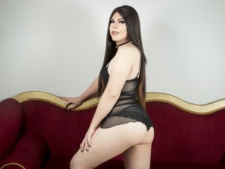 pic of transgender webcam model SamySaenz